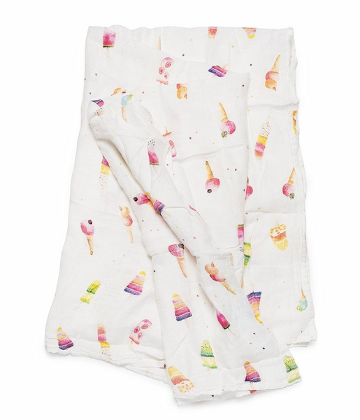 Baby Essentials | Swaddle - Ice Lolli
