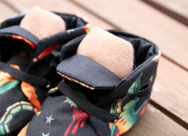 Baby shoes | Tattoo Booties