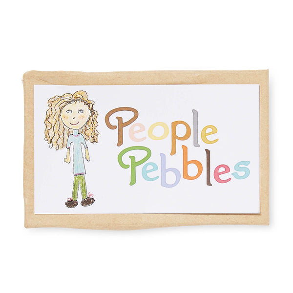 SPK Mini | People Pebbles Crayon (12 Colours)