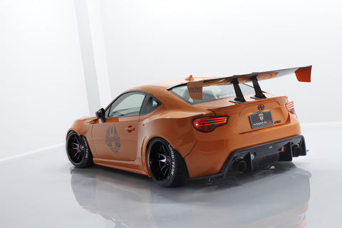 Scion FRS / Subaru BRZ Aimgain x StanceNation Collaboration