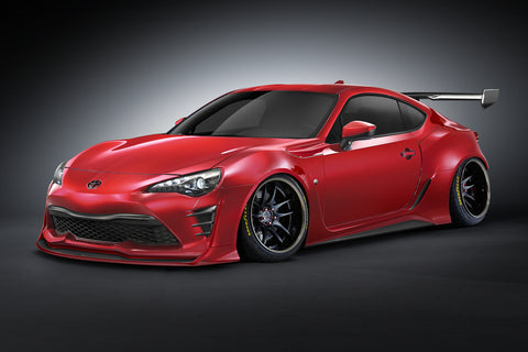 Toyota 86 / Subaru BRZ Aimgain x StanceNation Collaboration TYPE 2