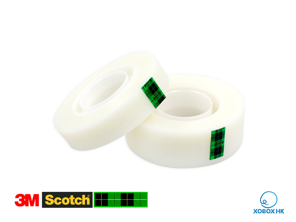 3M Scotch Magic Tape 810HK 神奇隱形膠紙