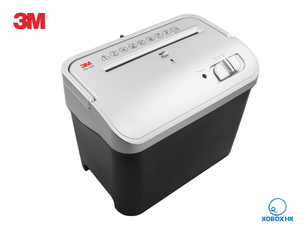 3M ™ Desktop Electric Shredder 3M™桌面型電動碎紙機 PS-1800