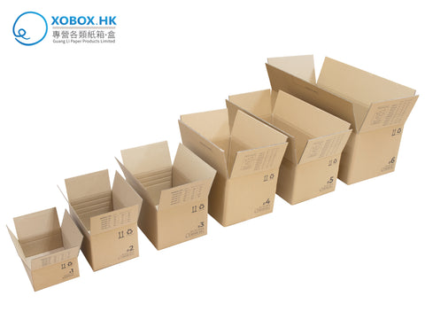 Express Carton Box 快遞箱