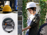 Safety ABS Construction Helmet 高强度ABS透氣安全帽