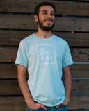 Optimist Unisex T-Shirt - Light Blue