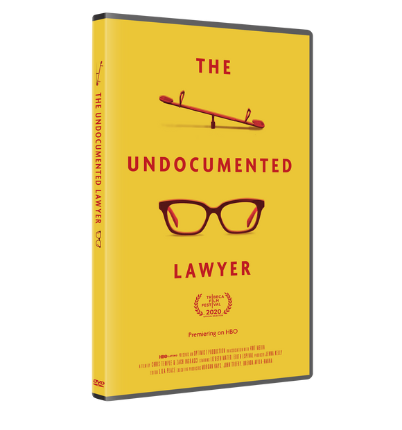 The Undocumented Lawyer Limited Edition DVDs