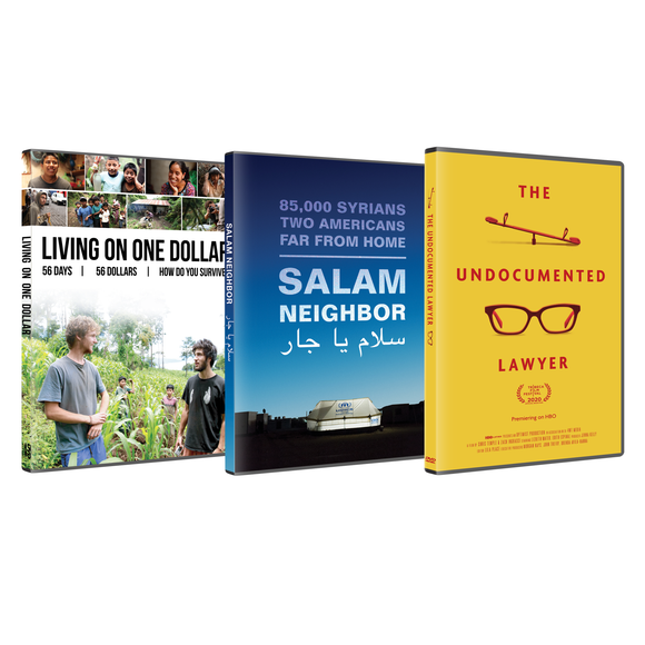 Optimist DVD Bundle