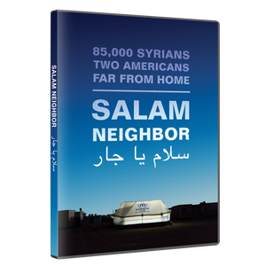 Limited Edition Salam Neighbor DVDs