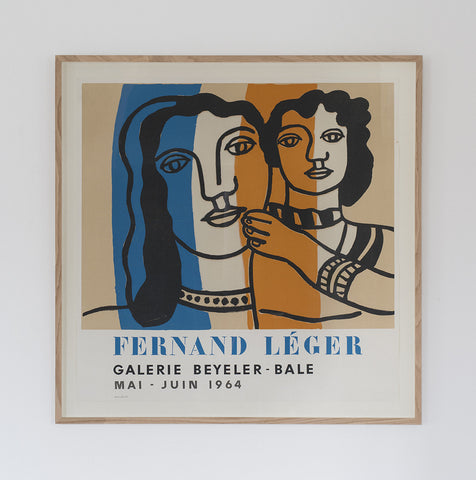 After Fernand Leger 1964 - SOLD
