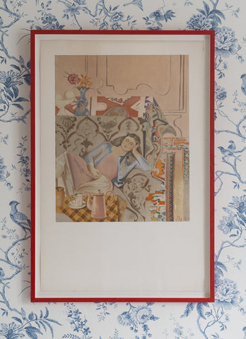 After Balthus 1973 - SOLD