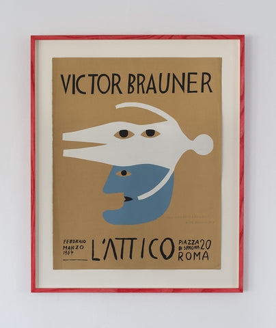 After Victor Brauner 1964 - SOLD