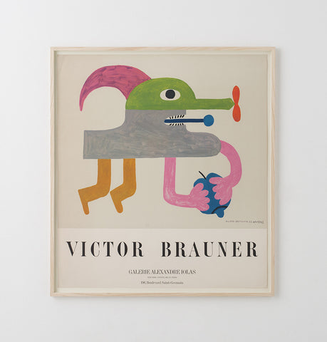 After Victor Brauner - SOLD
