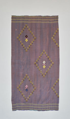 West African Embroidered Textile - SOLD