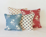Linen Pillows - Teal