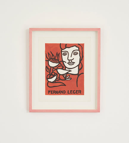 After Fernand Leger - SOLD