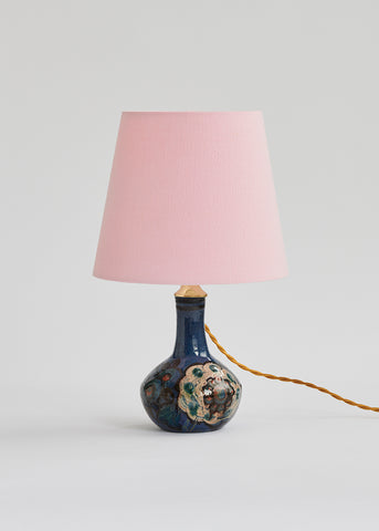 French Ceramic Table Lamp - SOLD