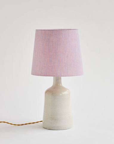 French Stoneware Lamp - SOLD