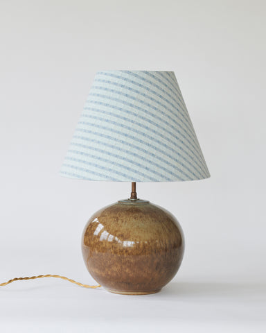 Earthenware Table Lamp - SOLD