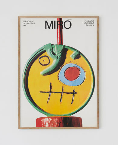 Miro Exhibition Poster - SOLD
