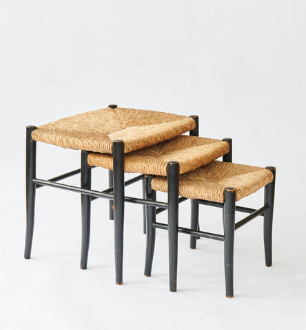 Nesting Tables / Stools
