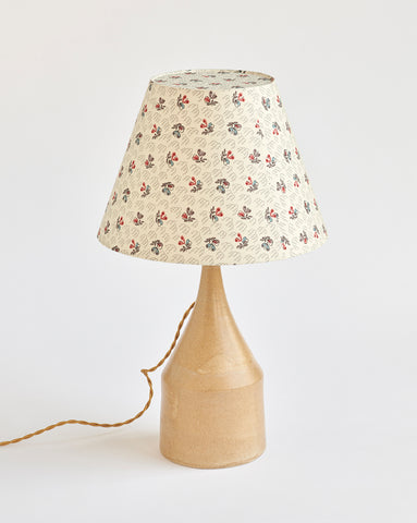 Les Argonautes table lamp - SOLD