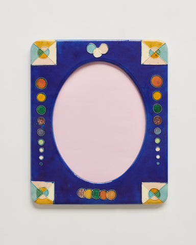 Ceramic Picture Frame - SOLD
