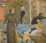 After Jean-Edouard Vuillard 1968 - SOLD