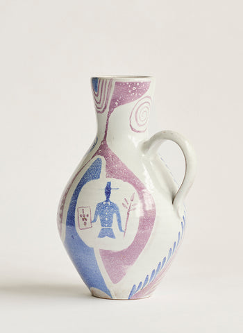 Ceramic Pitcher - SOLD