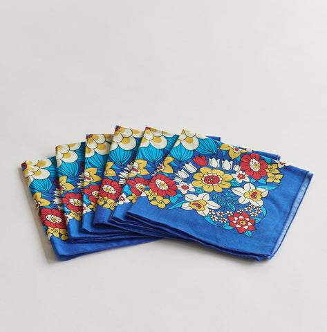 Set of 6 Dinner Napkins