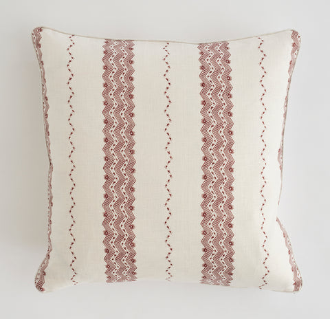 Pillow - Tan Stripe
