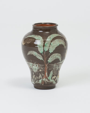 Earthenware vase - SOLD