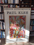 Paul Klee Exhibition Poster - SOLD