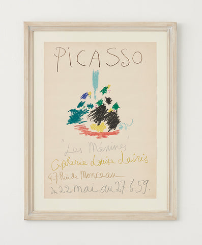 Picasso Exhibition Poster 1959 - SOLD