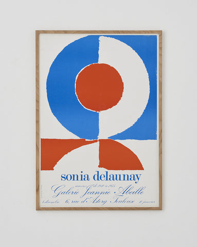 After Sonia Delaunay - SOLD