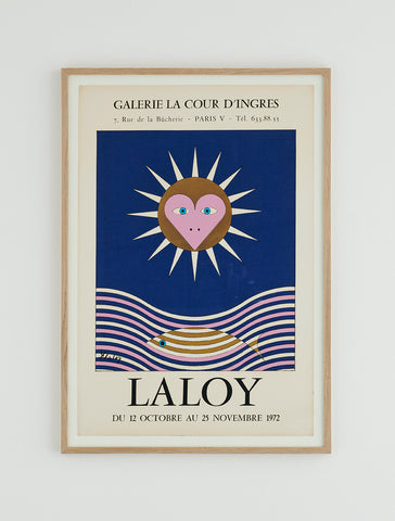 Yves Laloy Poster 1972