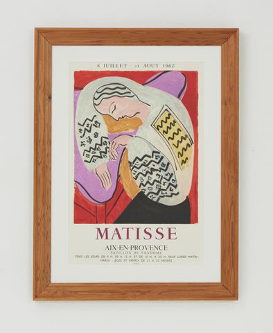 After Henri Matisse 1960 - SOLD