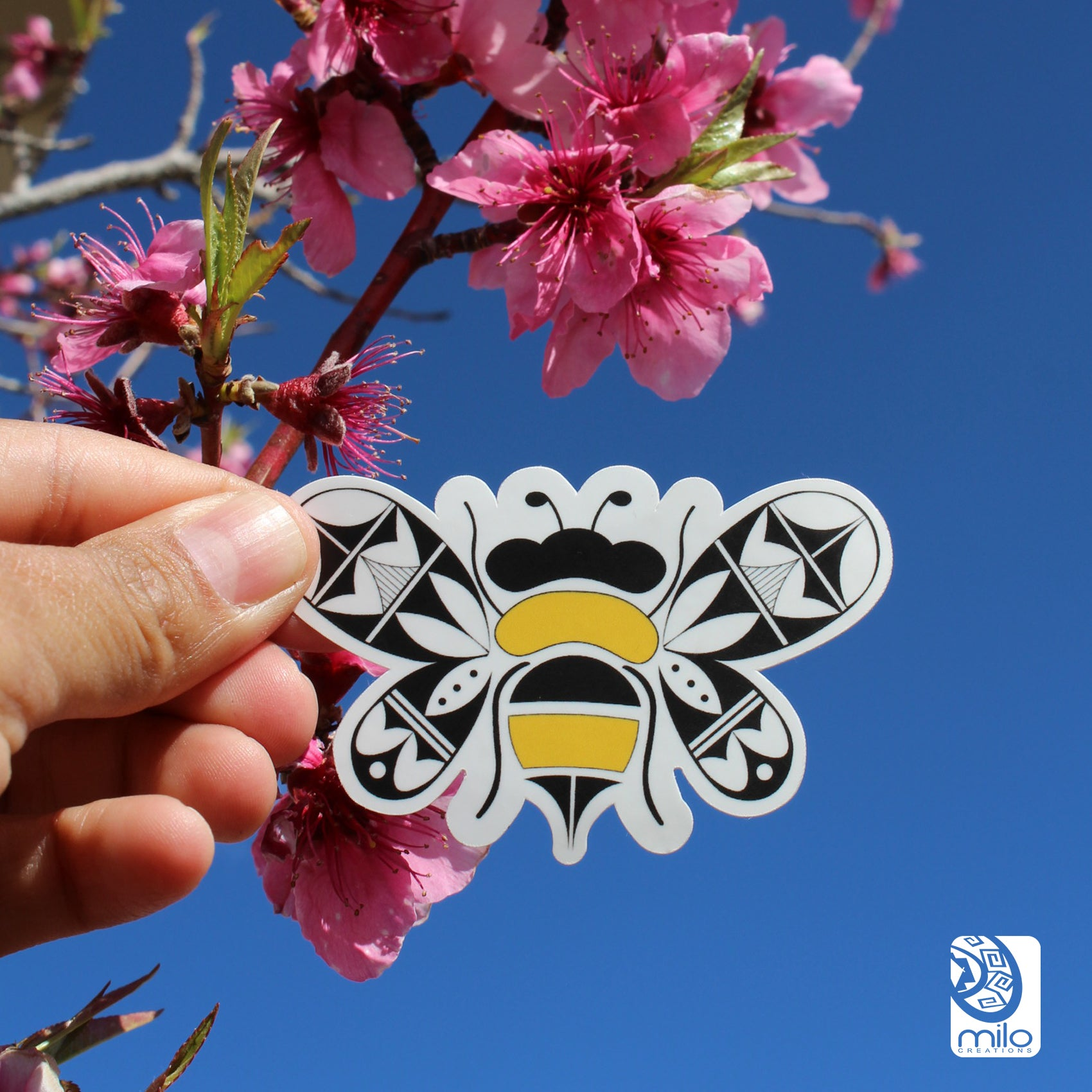 My Sweet Honeybee Sticker Packet
