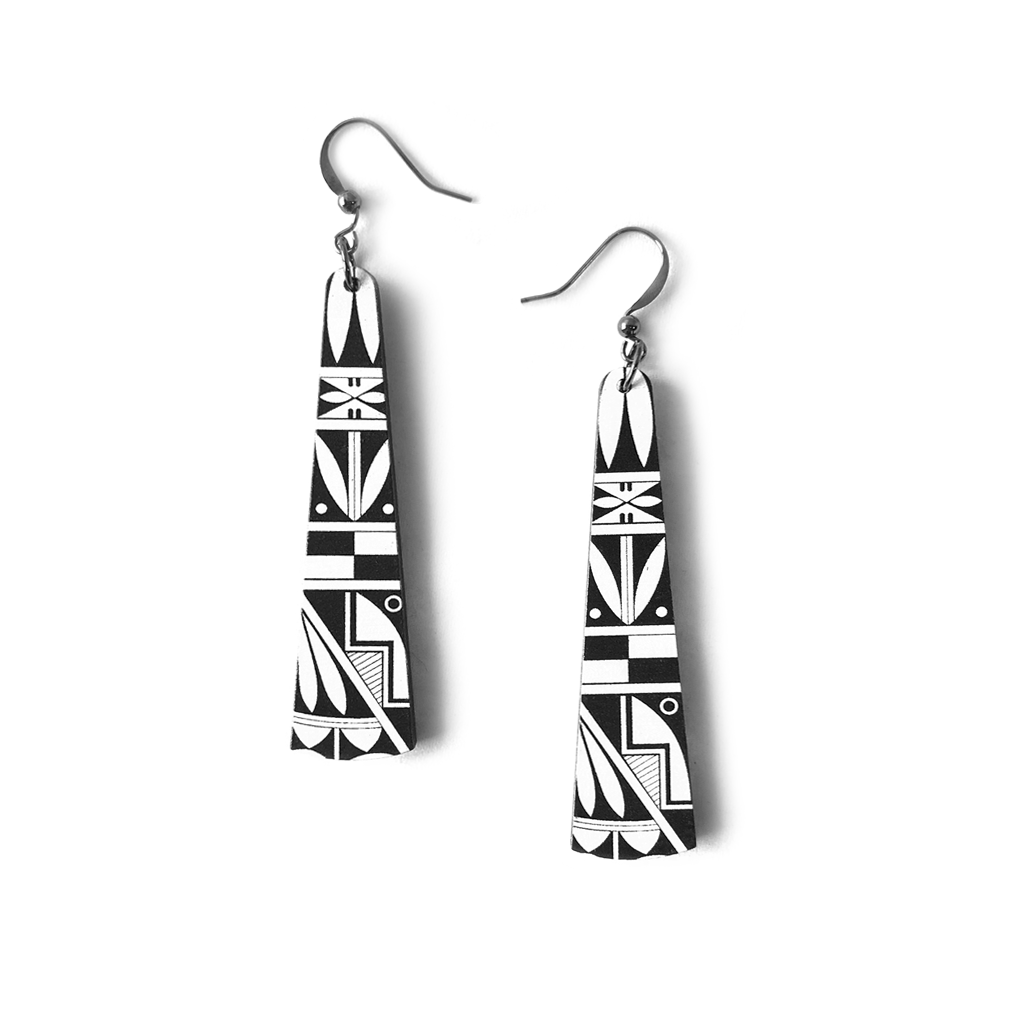 """kashéeshị"" Earrings"