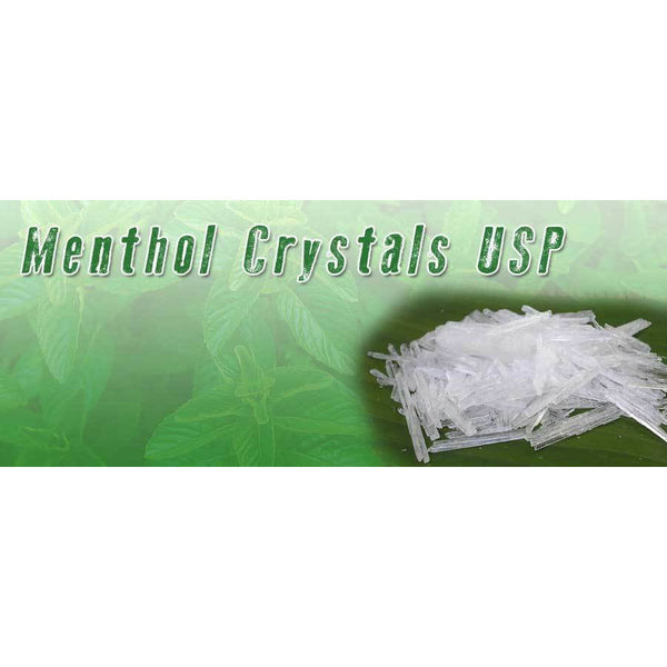 Menthol crystals | MASS CORPORATION