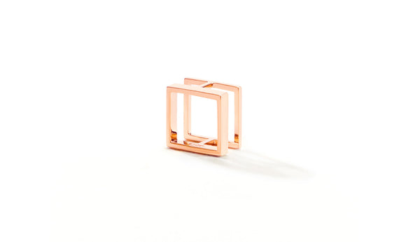 Sophie Birgitt Jewellery BETWEEN THE LINES MINI 18K Rose (no diamonds)