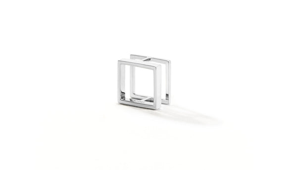 Sophie Birgitt Jewellery BETWEEN THE LINES MINI 18K White (no diamonds)