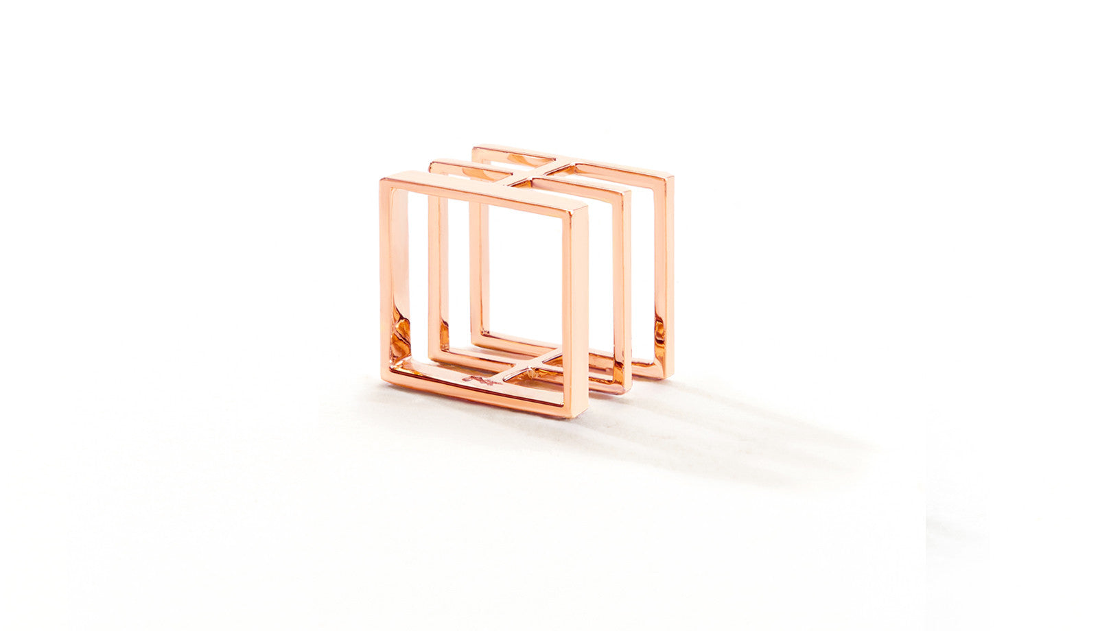 Sophie Birgitt Jewellery BETWEEN THE LINES 18K Rose (no diamonds)
