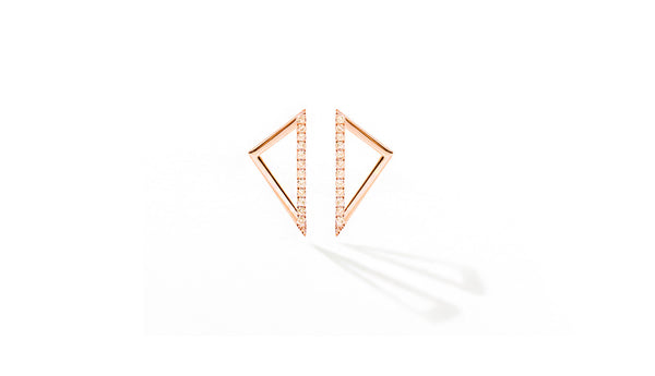 Sophie Birgitt Jewellery ELECTRIC 18K Rose Gold