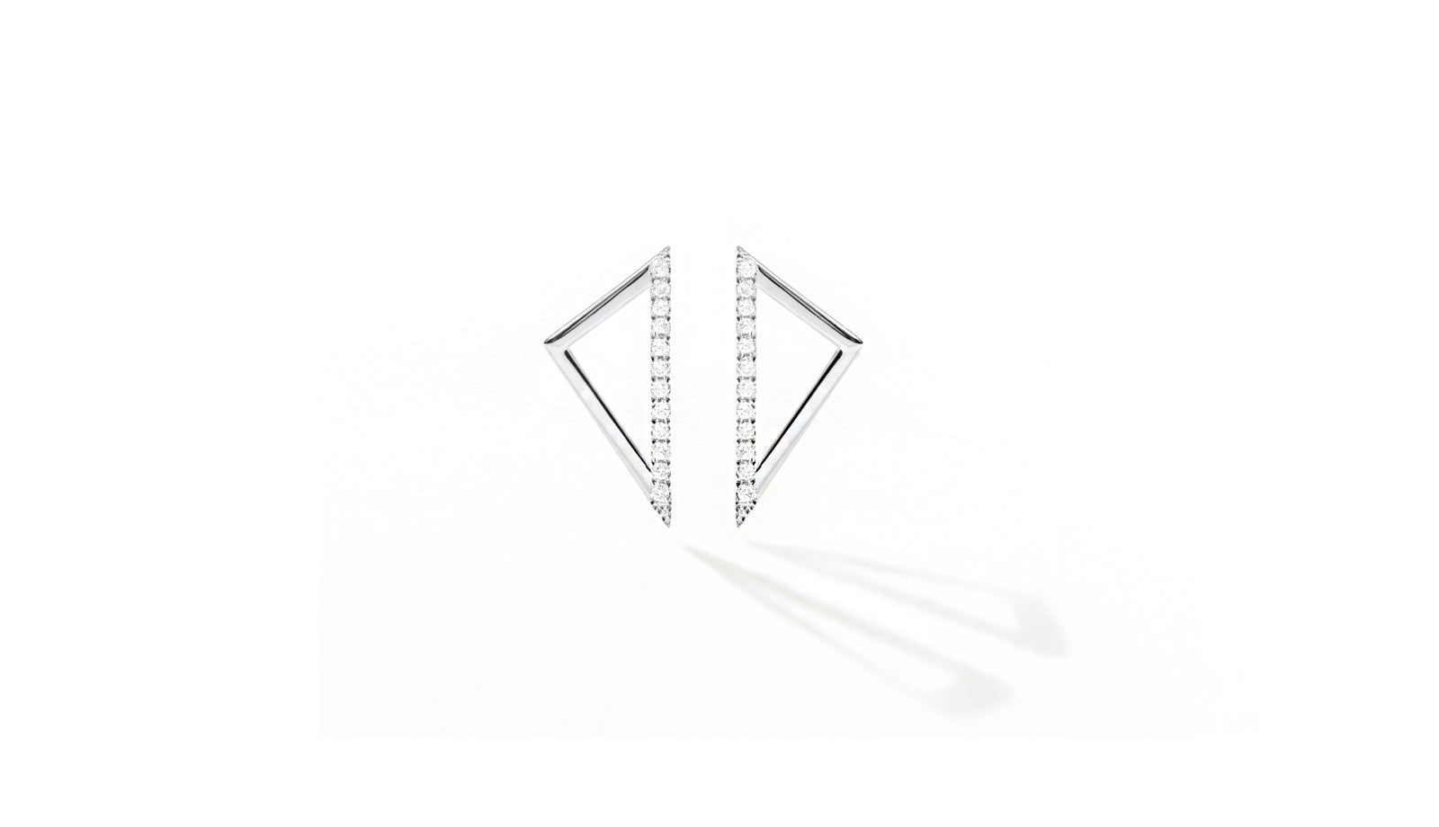 Sophie Birgitt Jewellery ELECTRIC 18K White Gold