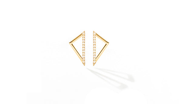 Sophie Birgitt Jewellery ELECTRIC 18K Yellow Gold