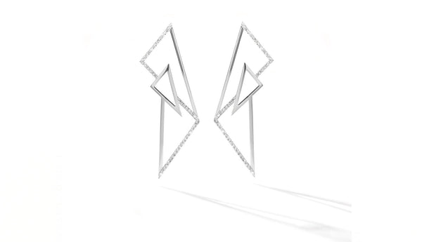 Sophie Birgitt Jewellery KINETIC 18K White Gold