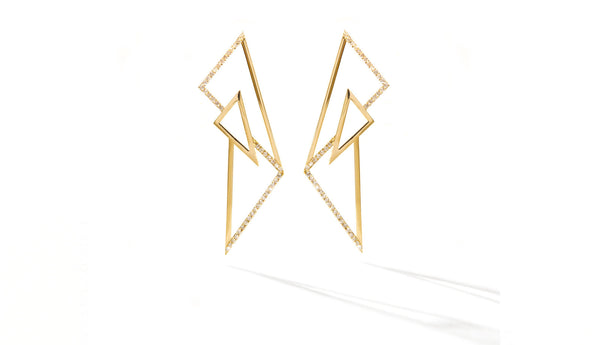 Sophie Birgitt Jewellery KINETIC 18K Yellow Gold