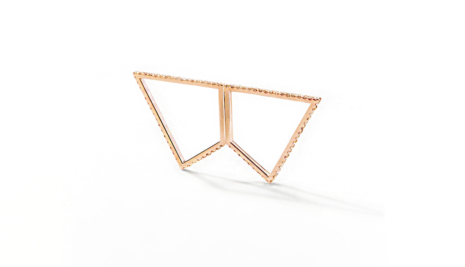 Sophie Birgitt Jewellery REFLECTION 18K Rose Gold