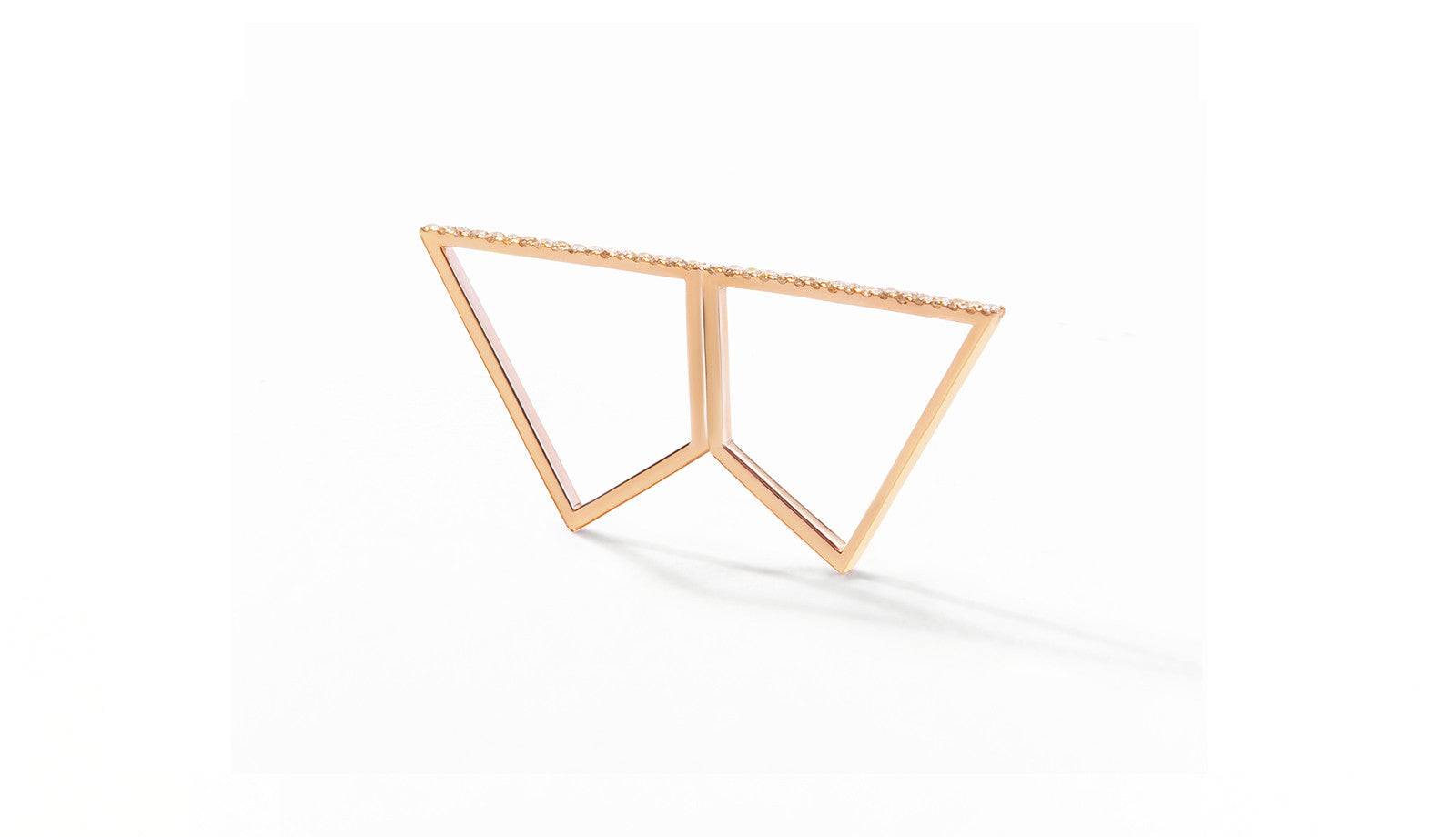 Sophie Birgitt Jewellery REFLECTION 18K Rose Gold (less diamonds)